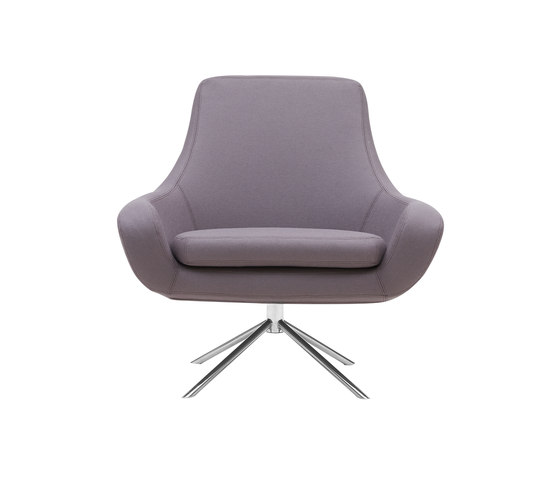 Noomi Swivel Chair de Softline A/S | Sillones lounge