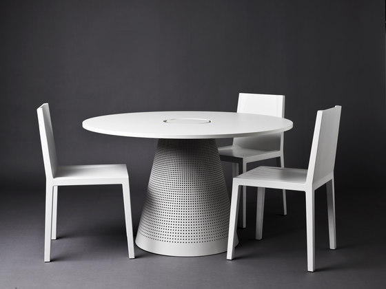 Tin conference table by Horreds | Meeting room tables