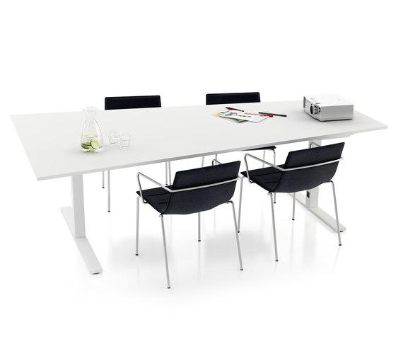 VX conference table de Horreds | Mesas de conferencias