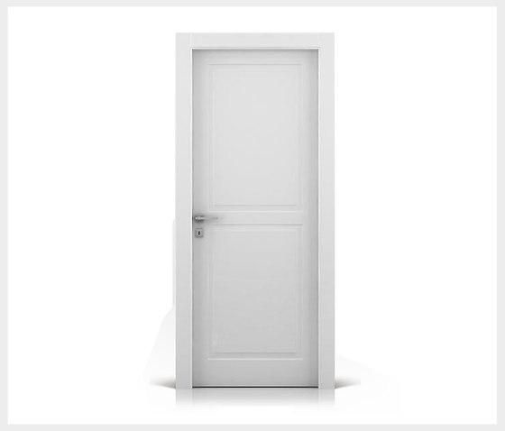 Suite / 4 bianco by FerreroLegno | Internal doors