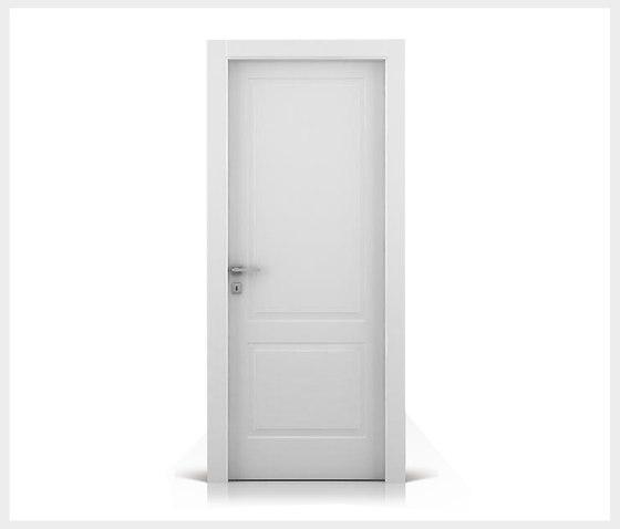 Suite /6 bianco by FerreroLegno | Internal doors
