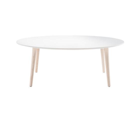 Malmö Coffee Table MLTD_100x36 de PEDRALI | Tables basses