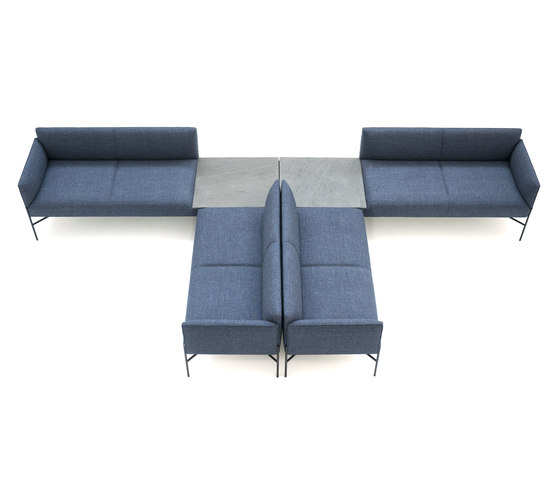 Chill-Out by Tacchini Italia | Modular seating systems