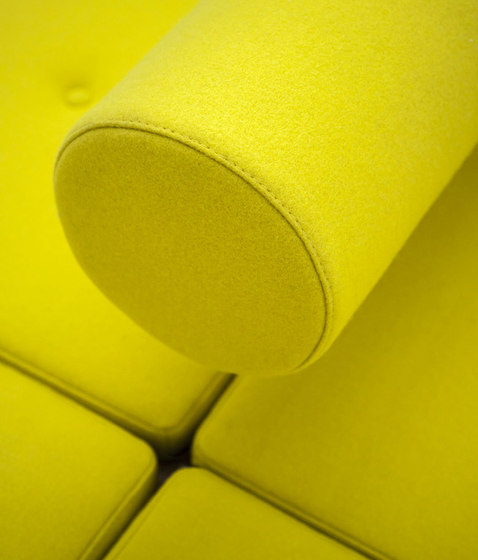Galleria by Tacchini Italia | Modular seating systems