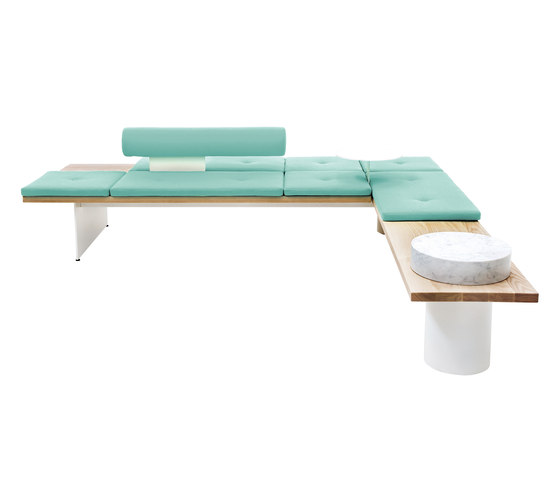 Galleria di Tacchini Italia | Sistemi di sedute componibili