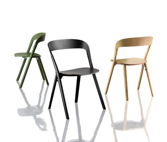 Pila Chair by Magis | Multipurpose chairs