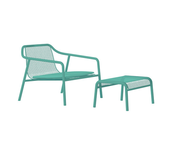 Jacket Outdoor by Tacchini Italia | Garden armchairs