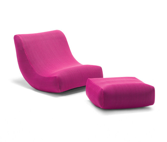 Juni by Paola Lenti | Garden armchairs