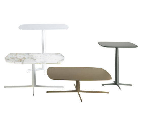 Trilogy by Busnelli | Dining tables
