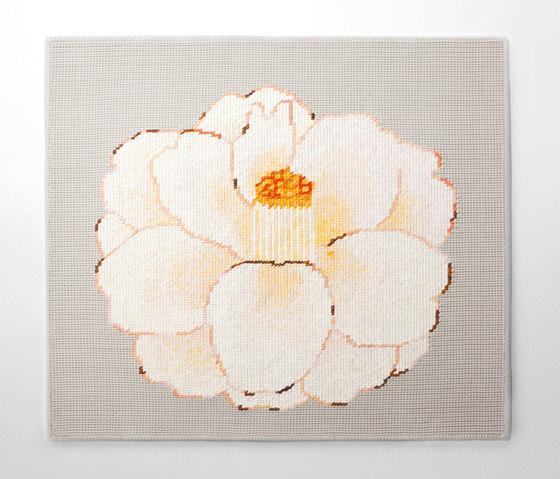 Camellia White di Paola Lenti | Tappeti / Tappeti d'autore