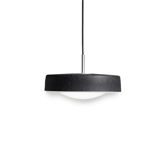 Noa 300 LED pendant by Valoa by Aurora   Pendant lights in aluminium