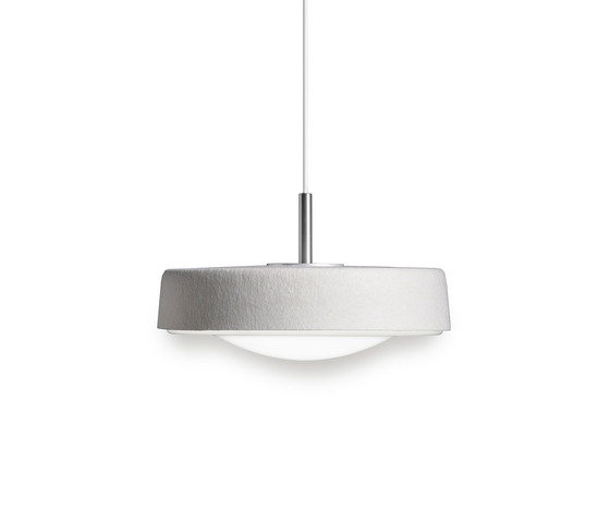 Noa 300 LED pendant by Valoa by Aurora | Pendant lights in aluminium