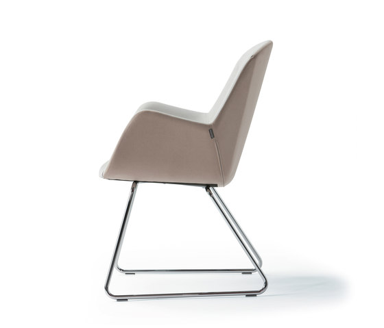 pulse lounge chair by Wiesner-Hager | Visitors chairs / Side chairs