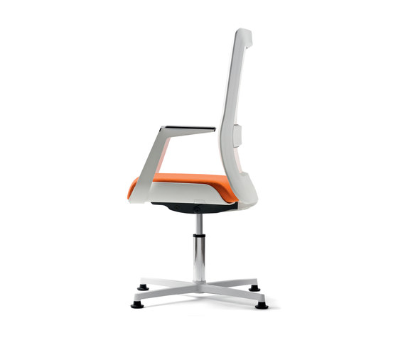 poi conference chair by Wiesner-Hager | Conference chairs