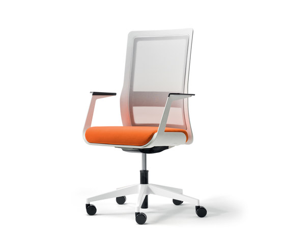 poi swivel chair de Wiesner-Hager | Sillas de oficina