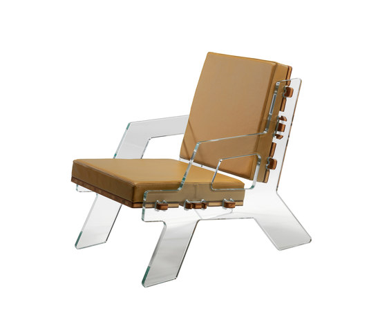 CLICLOUNGER glass by PeLiDesign | Armchairs