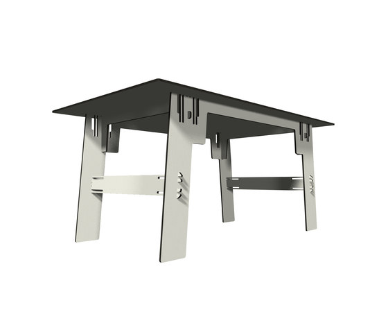 CLICTABLE TRESPA by PeLiDesign | Dining tables