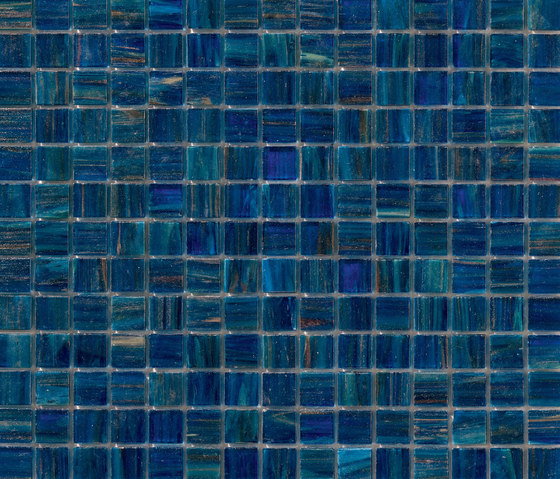 Aurore 20x20 Blu Notte de Mosaico+ | Mosaicos