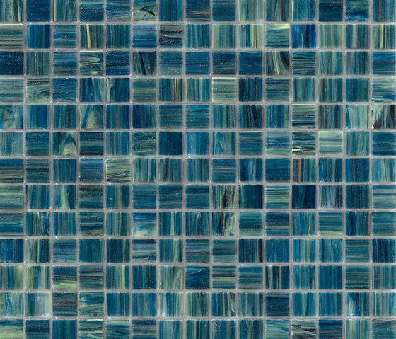 Aurore 20x20 Verde Veronese de Mosaico+   Mosaïques verre
