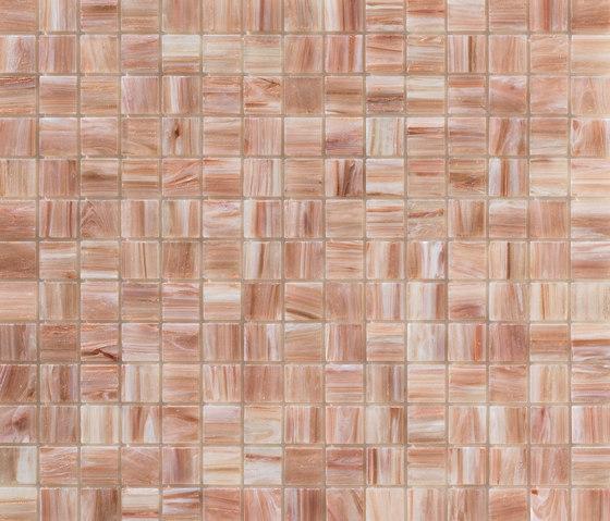 Aurore 20x20 Lavanda Rosata de Mosaico+ | Mosaïques verre