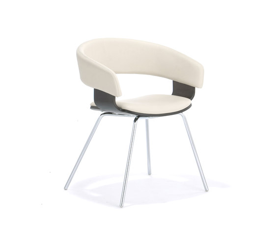 Mobile by Allermuir Limited | Visitors chairs / Side chairs