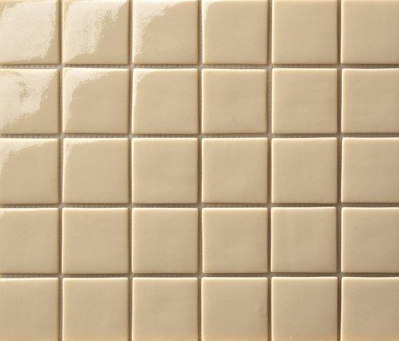 Area25 Beige de Mosaico+ | Mosaïques verre