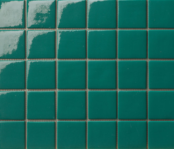 Area25 Verde Ortica by Mosaico+ | Glass mosaics