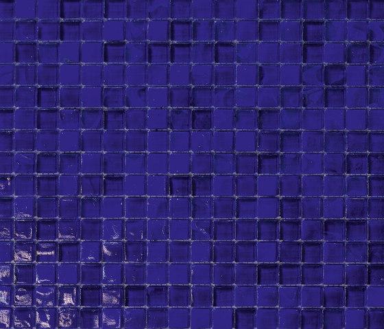 Concerto Zaffiro de Mosaico+ | Mosaïques verre