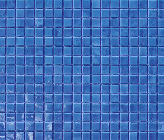 Concerto Cobalto de Mosaico+ | Mosaïques verre