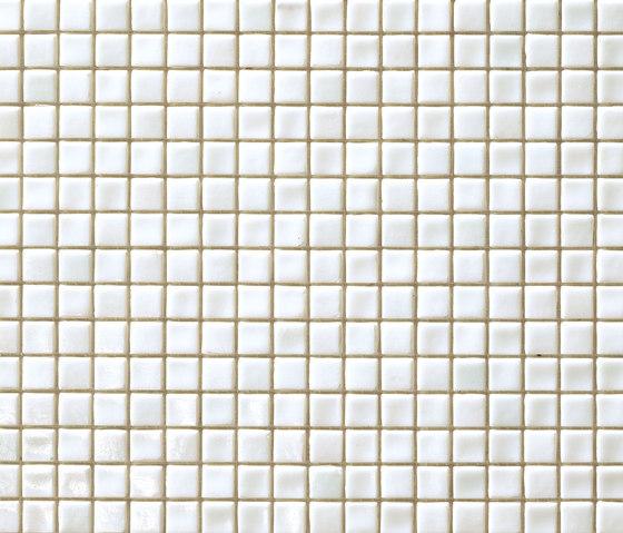 Concerto Biancopuro by Mosaico+ | Glass mosaics