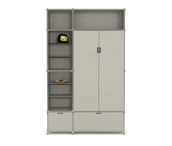 Garderobe 17912 di System 180 | Armadi guardaroba