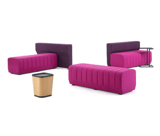 Haven by Allermuir Limited | Lounge-work seating