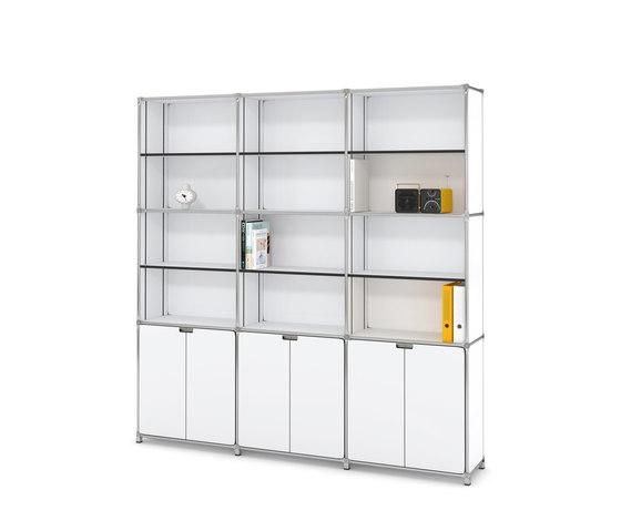 regal von system 180 22917 aktenregal. Black Bedroom Furniture Sets. Home Design Ideas