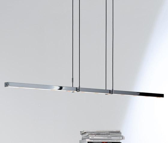 Tieso Tender LED Suspended lamp by Anta Leuchten | General lighting