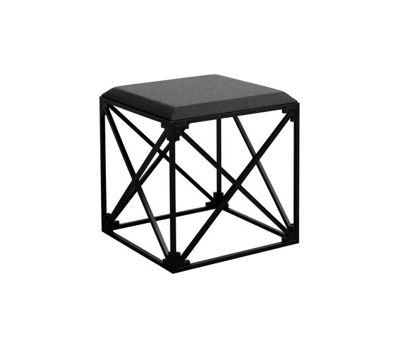 GRID seat by GRID System ApS | Ottomans
