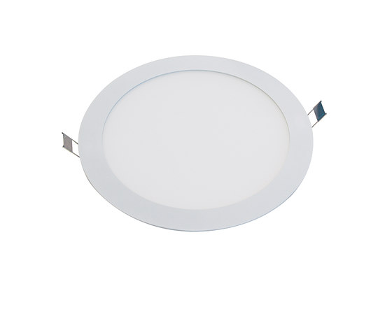 Flatfix Superslim recessed ceiling luminaire by UNEX | General lighting