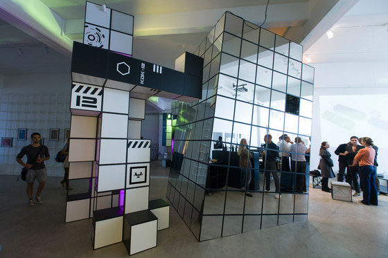 GRID exhibition by GRID System APS | Display stands