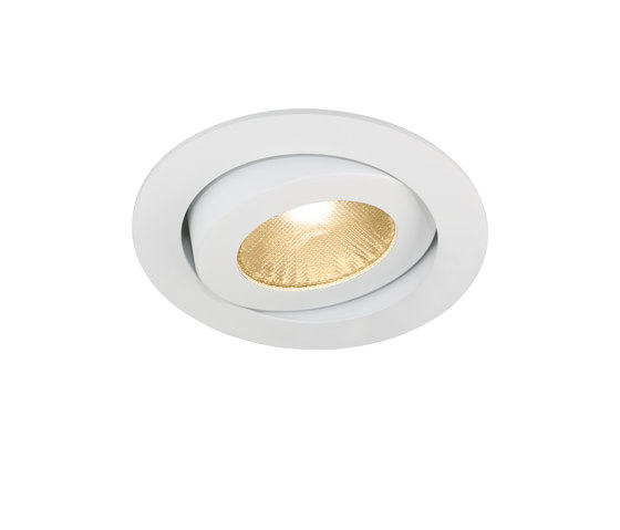 Premium LED recessed ceiling luminaire 9W by UNEX | General lighting
