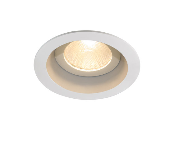 Premium R LED recessed ceiling luminaire 9W by UNEX | General lighting