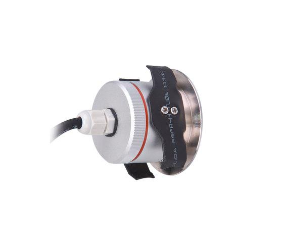 Mini LED recessed floor luminaire by UNEX | General lighting