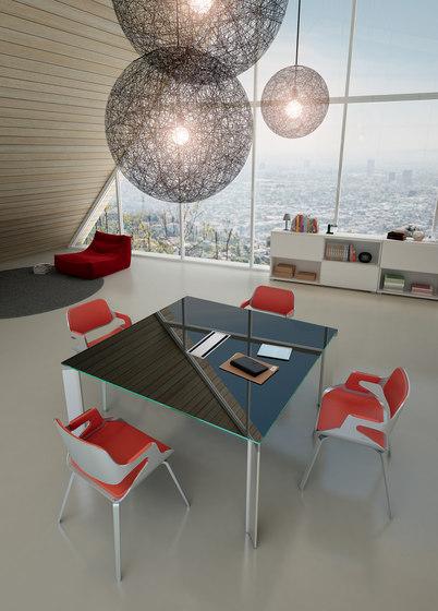 DV903-Tay 4 by DVO | Meeting room tables