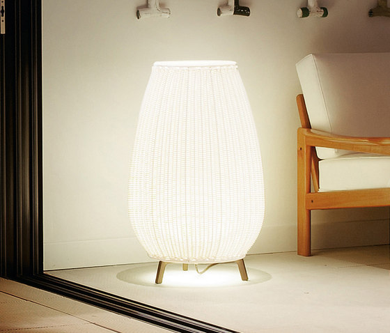 Amphora 01 floor lamp by BOVER | General lighting