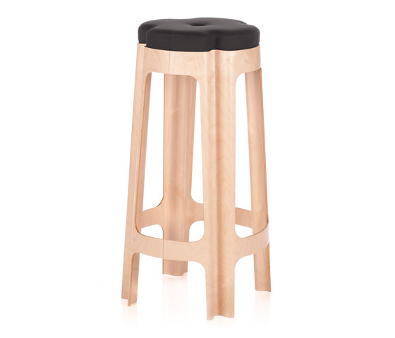 Bloom Bar UPH Medium by Riga Chair | Bar stools