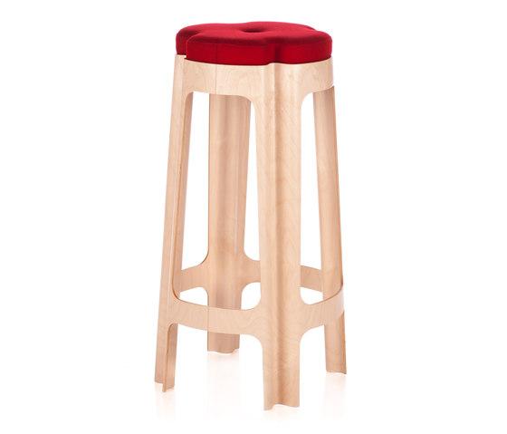 Bloom bar di Riga Chair | Sgabelli bar