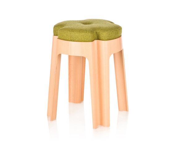 Bloom de Riga Chair   Tabourets