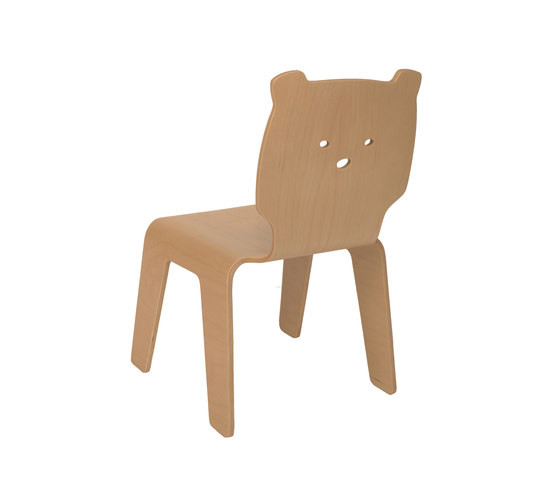 Chair Creatures bear by Riga Chair | Kids chairs