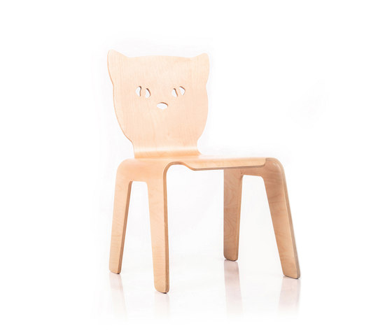 Chair Creatures cat by Riga Chair | Kids chairs