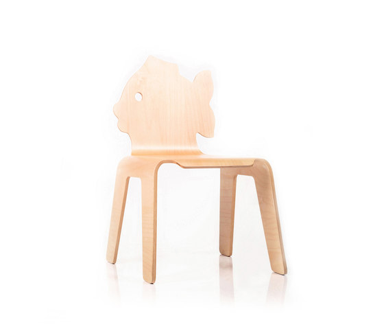 Chair Creatures fish by Riga Chair | Kids chairs
