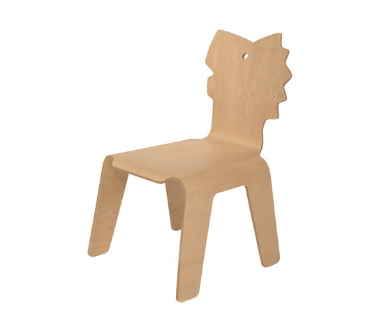 Chair Creatures leo de Riga Chair | Sillas para niños
