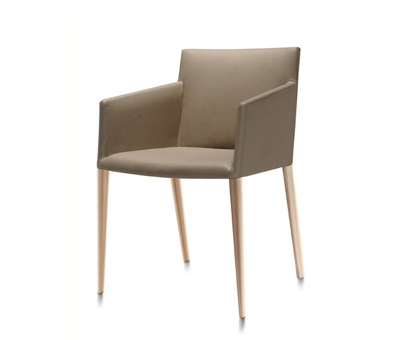 Kati PW armchair by Frag | Visitors chairs / Side chairs